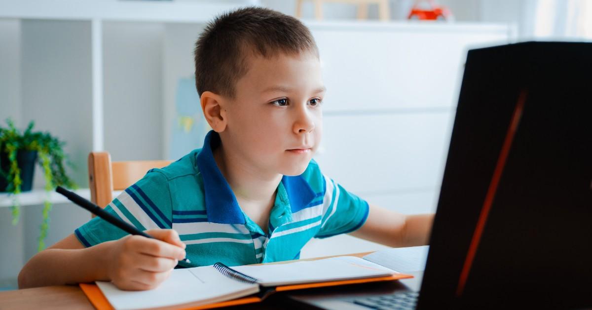 kids remote school help